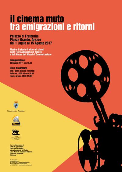 cinema muto Arezzo