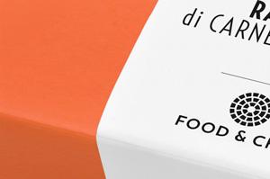 Packaging, packaging prodotti alimentari. Scatole, etichette, confezioni, fascette