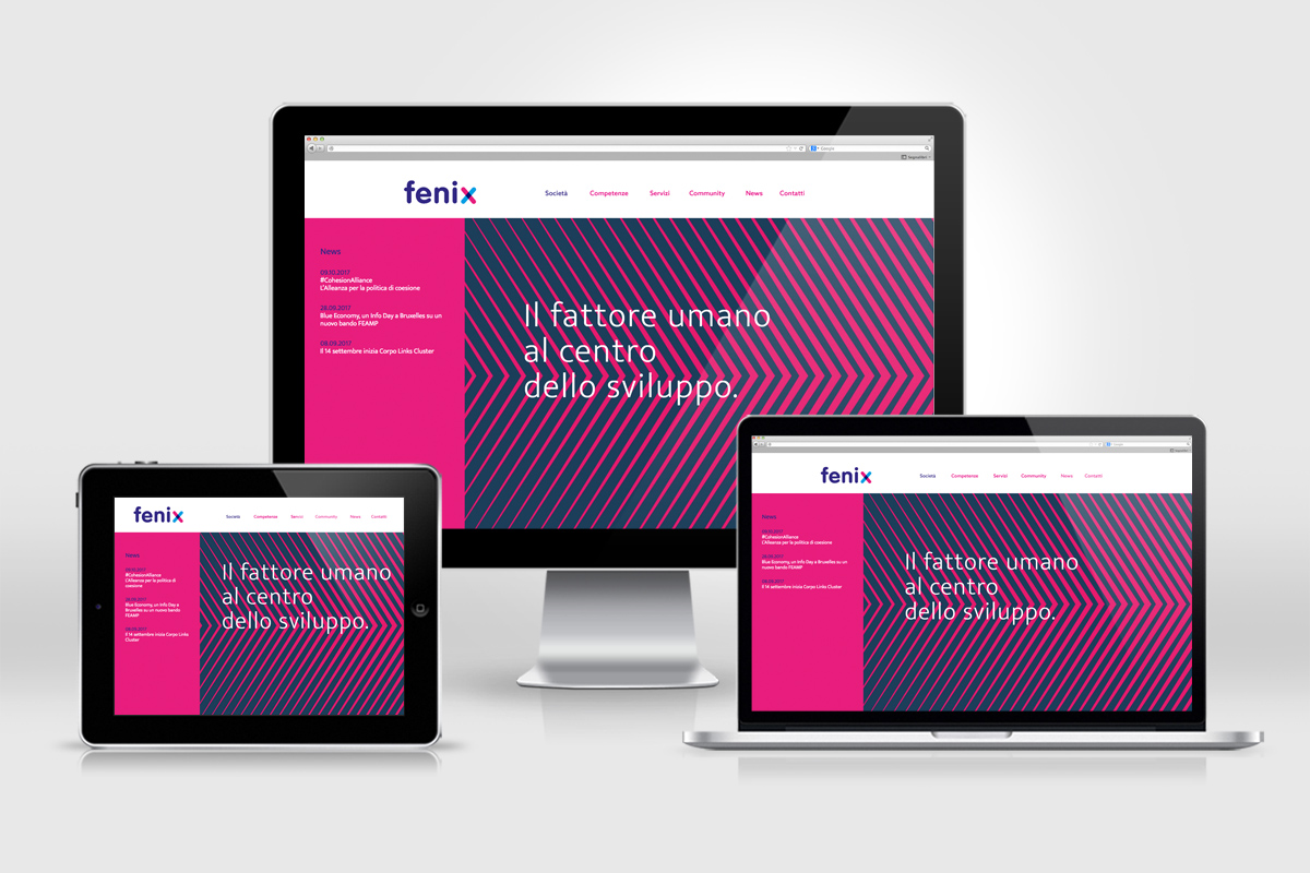 consulenza aziendale, website