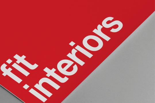 fit interiors brand identity